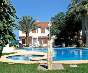 House   Denia 4 persons - comunal pool p0