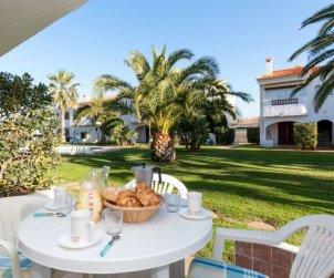 Appartement   à Denia pour 4 personnes avec piscine commune p1