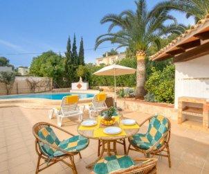 Villa   à Javea pour 7 personnes avec piscine privée p0