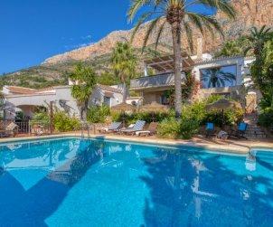Villa   à Javea pour 4 personnes avec piscine privée p0