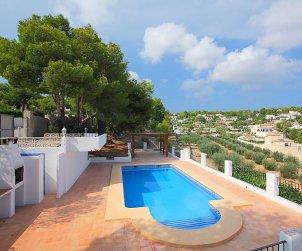 Villa   à Calpe pour 5 personnes avec piscine privée p0