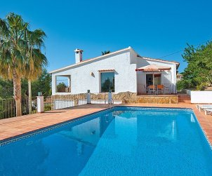 Villa   à Moraira pour 7 personnes avec piscine privée p0