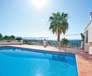 Villa   à Moraira pour 7 personnes avec piscine privée p1