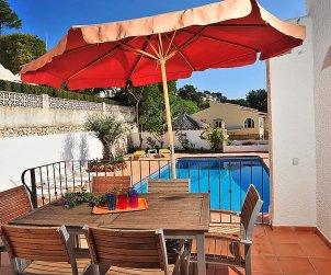 Villa   à Moraira pour 7 personnes avec piscine privée p2