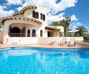 Villa   à Altea pour 4 personnes avec piscine privée p0