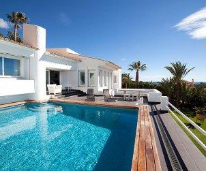 Villa   à Altea pour 6 personnes avec piscine privée p0