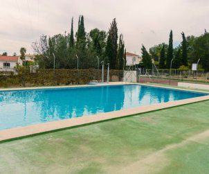 Flat   Altea 2 persons - comunal pool p2