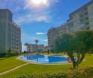 Appartement   à Benidorm pour 4 personnes avec piscine commune p1
