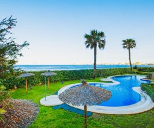Flat   La Manga del Mar Menor 4 persons - comunal pool p0