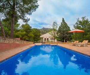Villa   à Totana pour 7 personnes avec piscine privée p0