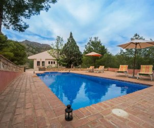 House   Totana 7 persons - private pool p1