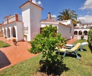 Villa   à Cambrils pour 8 personnes avec parking dans la propriete p1