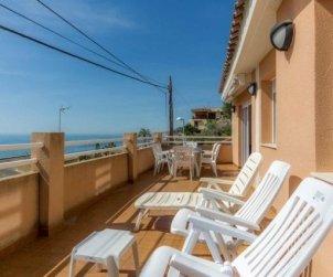 Appartement   à Peniscola pour 6 personnes avec belle vue mer p1