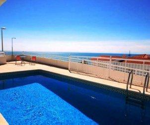 Appartement   à Peniscola pour 8 personnes avec piscine commune p0