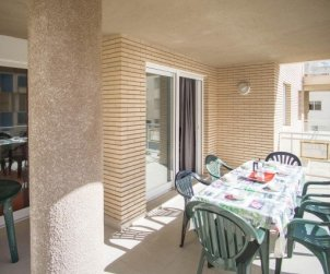 Appartement   à Peniscola pour 8 personnes avec piscine commune p1