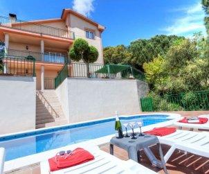 Villa   à Lloret del Mar pour 10 personnes avec piscine privée p0