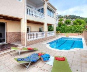 Villa   à Lloret del Mar pour 14 personnes avec piscine privée p2