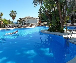 Flat   Benalmadena 6 persons - comunal pool p0