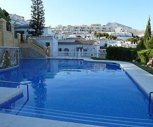 Apartamento   Benalmadena para 6 personas con piscina comunitaria p2