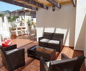 Villa   à Fuengirola pour 8 personnes avec piscine privée p1