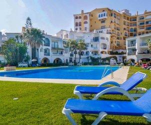 Appartement   à Marbella pour 2 personnes avec piscine commune p1
