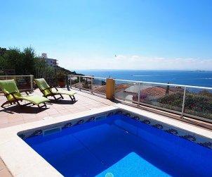 Villa   à Rosas pour 6 personnes avec piscine privée p0