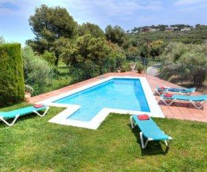Villa   à St Antoni de Calonge pour 8 personnes avec piscine privée p1