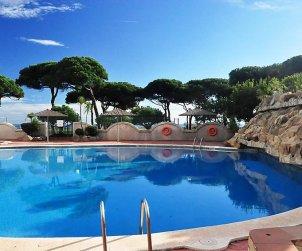 Appartement   à Blanes pour 6 personnes avec piscine commune p1