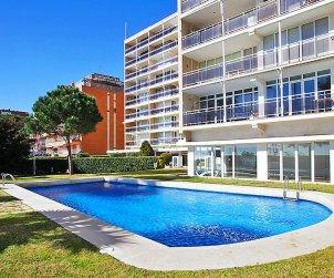 Appartement   à Sant Vicenç de Montalt pour 5 personnes avec piscine commune p2
