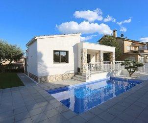 Villa   à Cambrils pour 6 personnes avec piscine privée p1