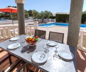 Villa   à Ametlla de Mar pour 9 personnes avec piscine privée p1