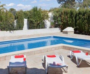 Villa   à Ametlla de Mar pour 10 personnes avec piscine privée p1