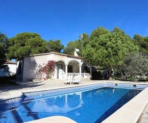 Villa   Ametlla de Mar para 4 personas con piscina privada p0
