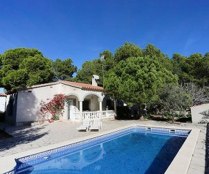 House   Ametlla de Mar 4 persons - private pool p1