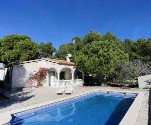 Villa   à Ametlla de Mar pour 4 personnes avec piscine privée p1