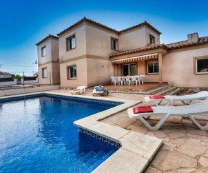 ... Villa à Ametlla De Mar Pour 10 Personnes Avec Piscine Privée ...