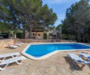 Villa   à Ametlla de Mar pour 10 personnes avec piscine privée p0