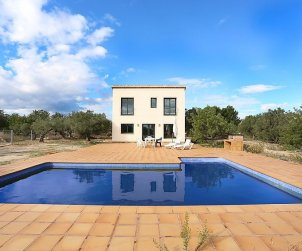 House   Ametlla de Mar 8 persons - private pool p0