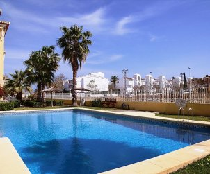 Flat   Javea 2 persons - comunal pool p2