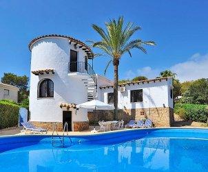 Villa   à Javea pour 8 personnes avec piscine privée p0