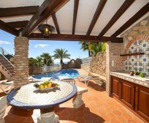 Villa   à Benissa pour 4 personnes avec piscine privée p2