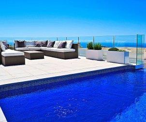 Villa   à Moraira pour 10 personnes avec piscine privée p2