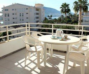 Appartement   à Altea pour 4 personnes avec piscine commune p1