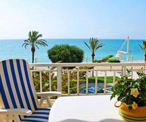 Appartement   à Altea pour 4 personnes avec belle vue mer p0