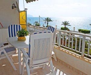 Appartement   à Altea pour 4 personnes avec belle vue mer p1