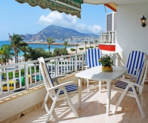 Appartement   à Altea pour 4 personnes avec belle vue mer p2