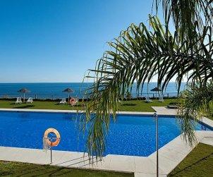 Flat   Torrox Costa 2 persons - comunal pool p2