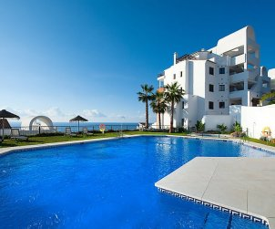 Flat   Torrox Costa 4 persons - private pool p0