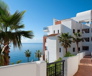 Apartamento   Torrox Costa para 6 personas con piscina privada p1