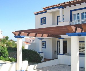 Villa   à Praia d'el Rei - Obidos pour 10 personnes avec piscine commune p0